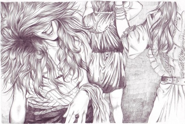Иллюстратор Esra Roise. Изображение № 15.