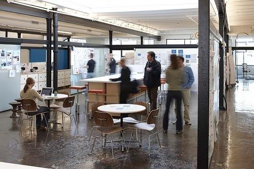Офис компании MONO. Изображение № 13.