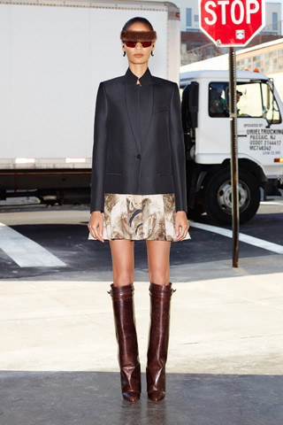 Givenchy Pre-Fall 2012. Изображение № 4.
