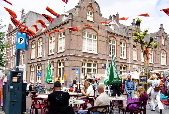 Фестиваль Pitch в Амстердаме: Танцы на бывшей фабрике, велотуры и Северное море. Изображение № 20.
