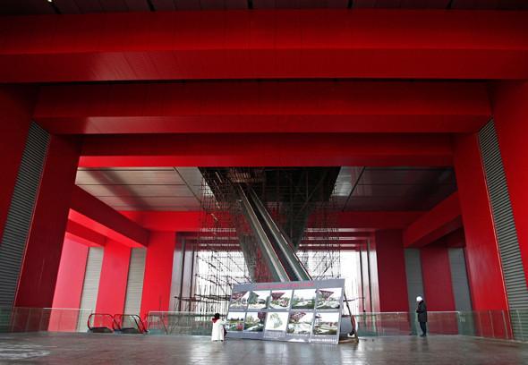 In process - EXPO 2010. Изображение № 19.
