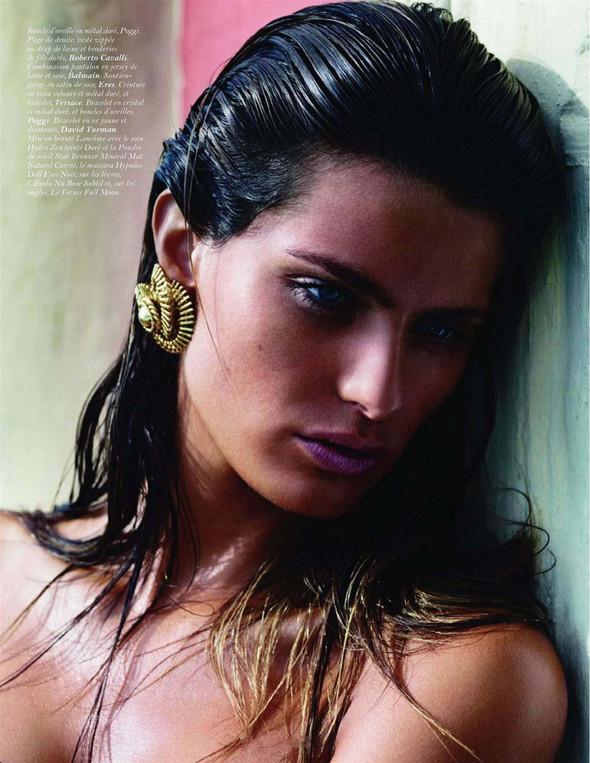 Съемка: Изабели Фонтана для Vogue Paris. Изображение № 11.