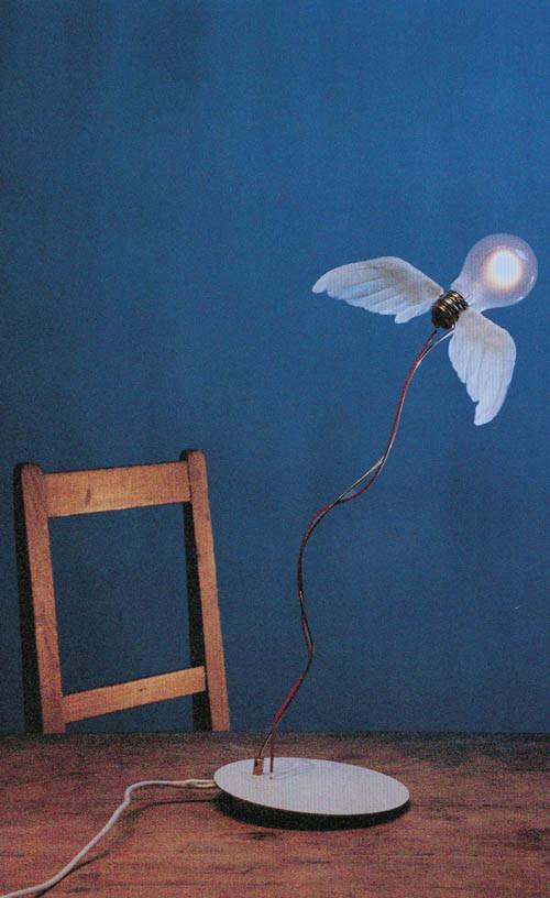 Ingo Maurer: Да никто я. У меня нет философии. Я просто делаю всякие штуки. Изображение № 2.