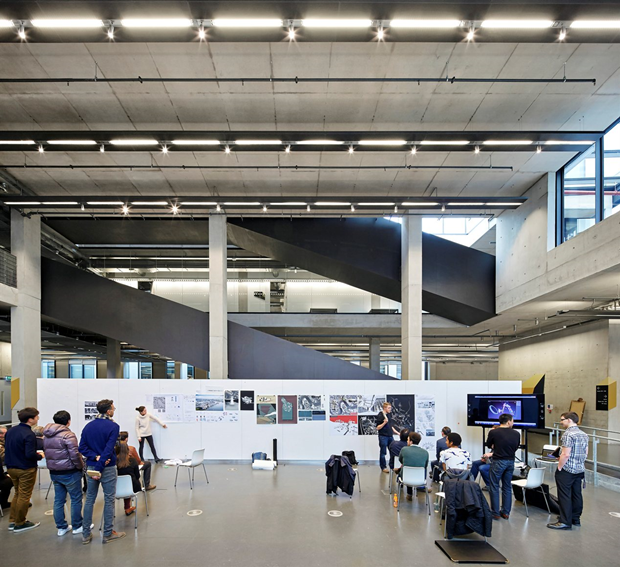 Здание Университета Гринвича / Heneghan Peng Architects. Изображение № 34.