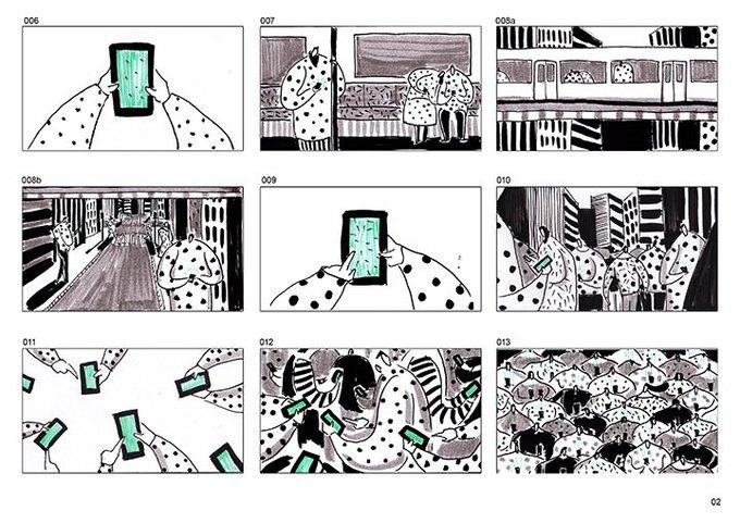 Короткометражка дня: китайская анимация о смартфоне-зомби. Изображение № 7.