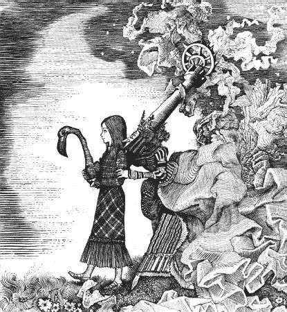 Алиса вСтране Чудес. Изображение № 35.