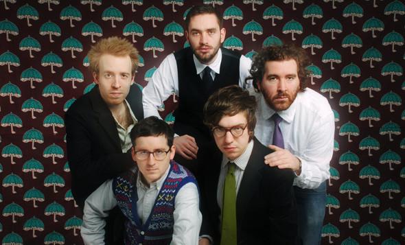 Hot Chip - cкромные британские звезды. Изображение № 3.
