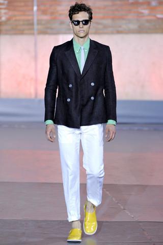 Изображение 6. 18 июня начнётся мужская Неделя моды в Милане.. Изображение № 6.