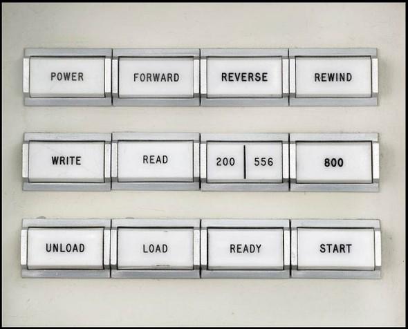 Винтажный компьютерный разум «Системная память». Изображение № 10.