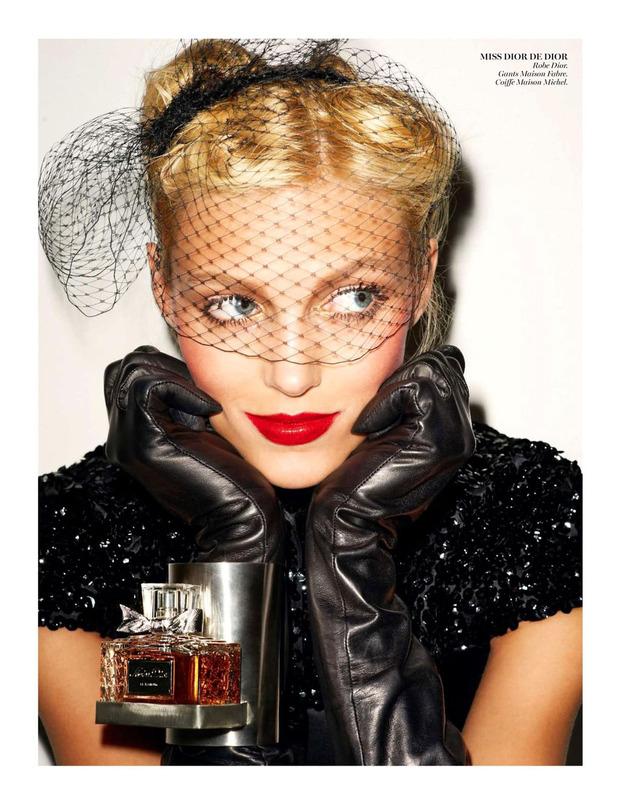 Вышли новые съемки из Bon, Flair, Vogue и других журналов. Изображение № 58.