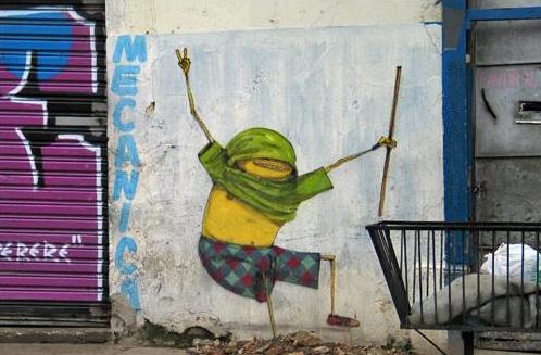 Стены Рио-де-Жанейро. Изображение № 59.