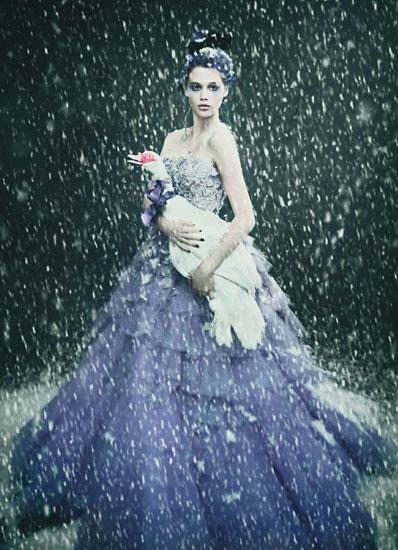 Snow White: Модные съемки к выходу «Ледникового периода». Изображение № 36.
