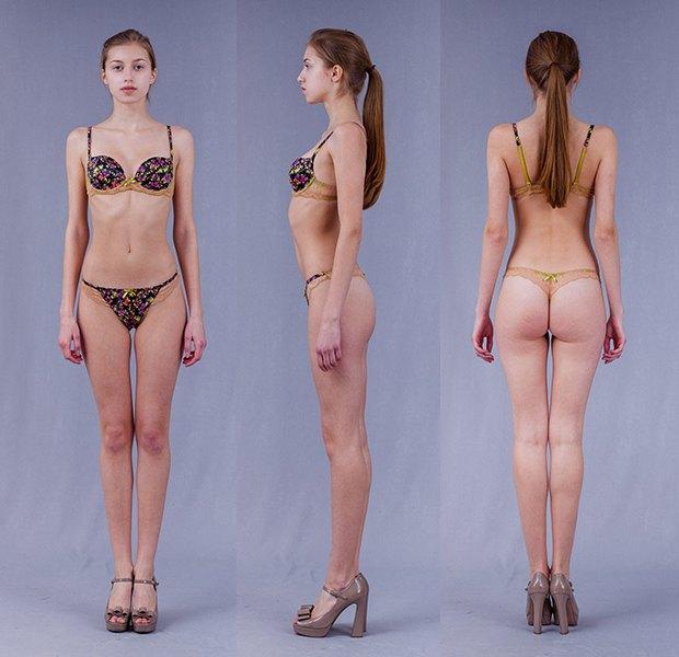 Финалистки конкурса New One Model Management. Изображение № 3.