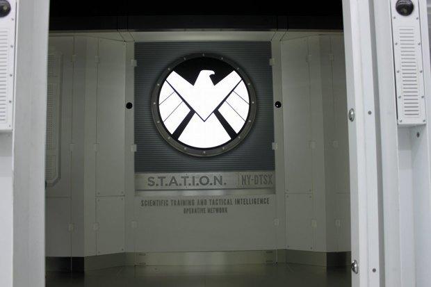 Опубликованы фото с интерактивной выставки «Мстителей». Изображение № 4.