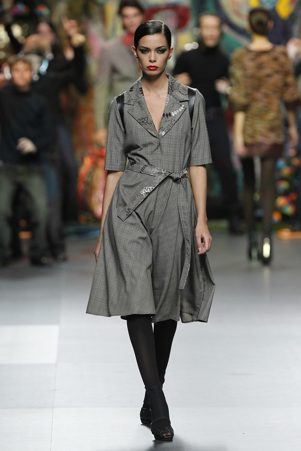 Испанцы Fall Winter 2011/2012: FRANCIS MONTESINOS. Изображение № 7.