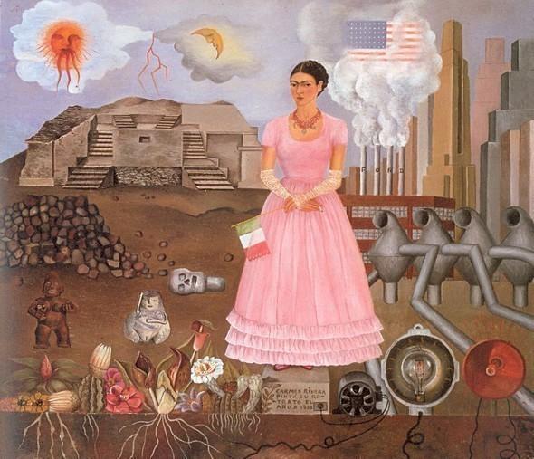 Фрида Кало (Frida Kahlo). Изображение № 8.