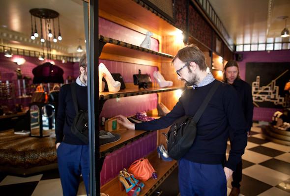 День с Питером Йенсеном: Разговоры о ретейле и шопинг в Москве. Изображение № 11.