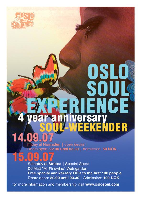 DJ BJOERN ESPEN (OSLO SOUL EXPERIENCE). Изображение № 22.