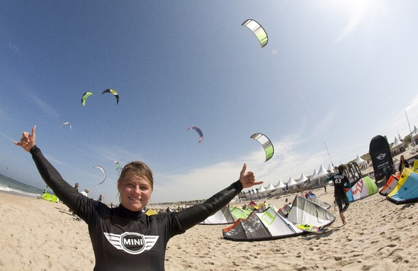 Чемпионат по кайтингу MINI Kitesurf Tour Europe. Изображение № 2.