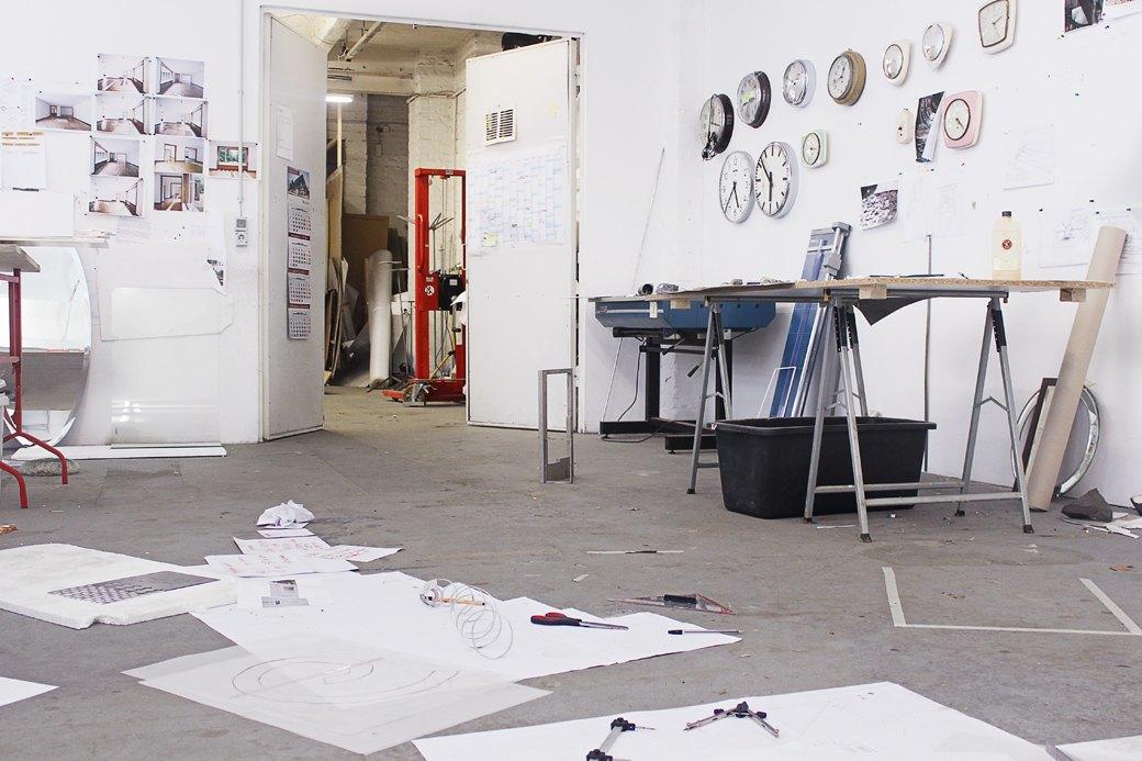 Рабочее место: Художница Алисия Кваде о трансформации реальности. Изображение № 2.