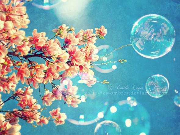 Весна идет! Создаем весеннее настроение. Изображение № 1.