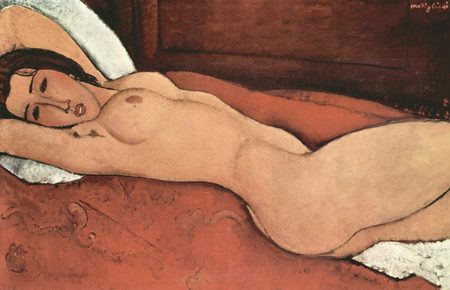 Amedeo Modigliani. Изображение № 2.