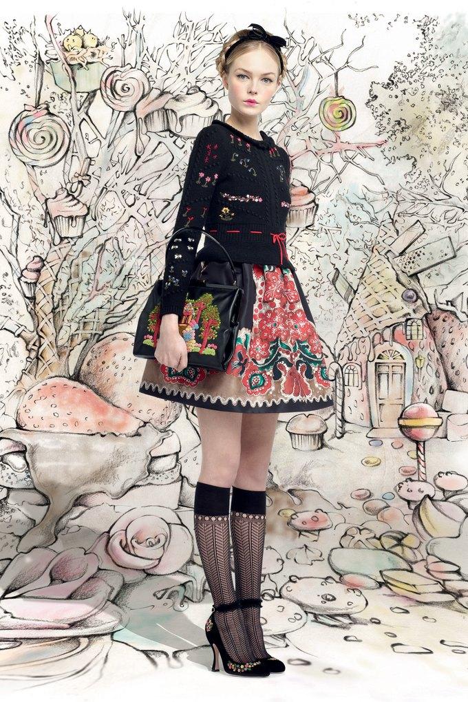 H&M, Sonia Rykiel и Valentino показали новые коллекции. Изображение № 86.