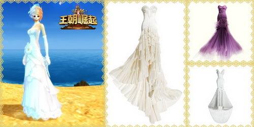 Идеальные свадебные платья. Изображение № 2.