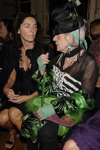 Анна Пьяджи. Модный гардероб. Изображение № 28.