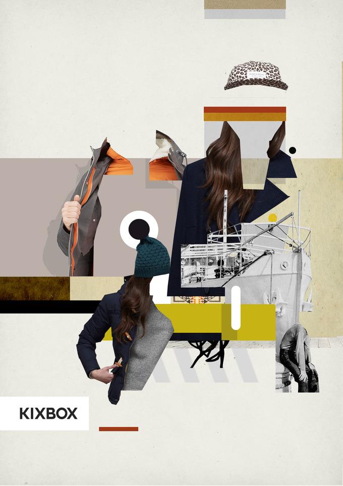 Алексей Лука создал арт-проект для Kixbox. Изображение № 3.
