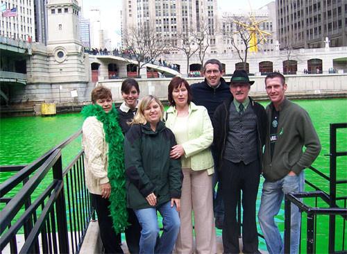 Изумрудные воды Чикаго. Изображение № 4.