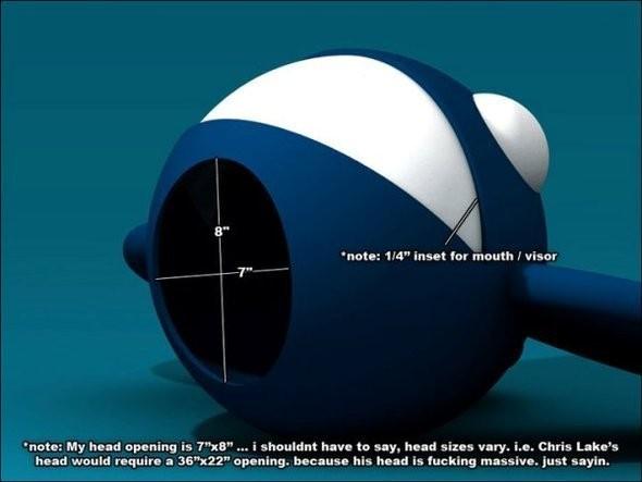 Изображение 4. Deadmau5 в поисках нового образа.. Изображение № 4.