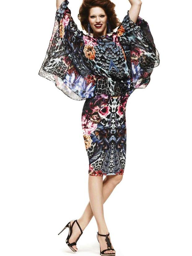 Вышли новые лукбуки Joie, Roberto Cavalli, Juicy Couture и других марок. Изображение № 205.