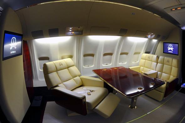 """Новый самолет Boeing 737-500 Imperial АК """"Трансаэро"""". Изображение № 6."""