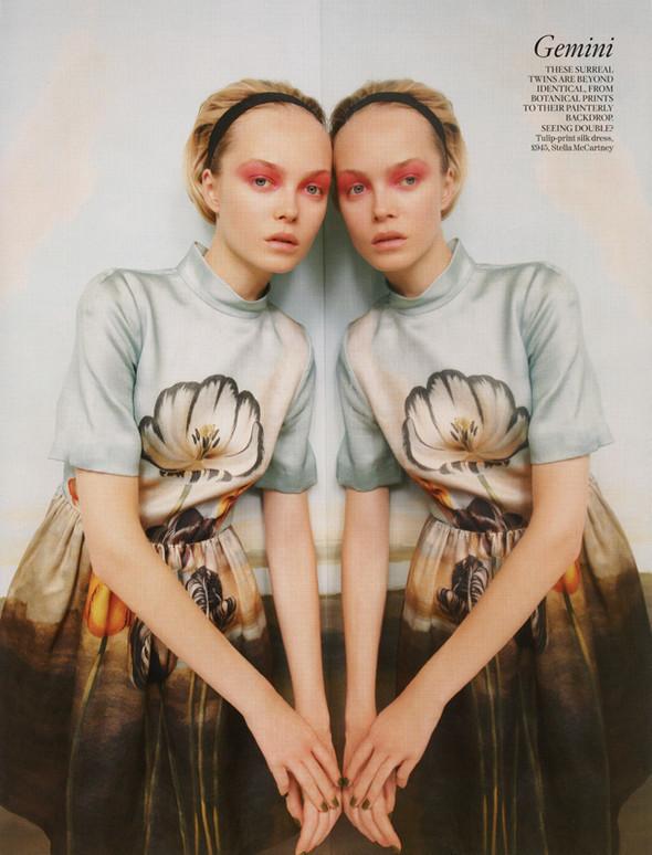 Гороскоп от Британского Vogue. Изображение № 3.