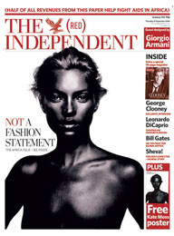 Кейт Мосс, наобложках главных модных журналов планеты. Изображение № 25.