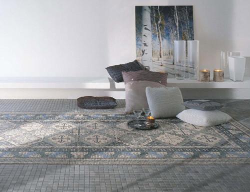 Мозаичные ковры от Sicis. Изображение № 4.