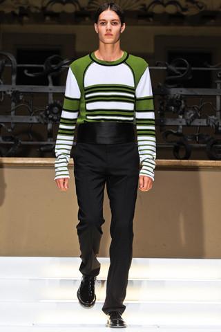 Неделя мужской моды в Милане: День 1. Изображение № 42.