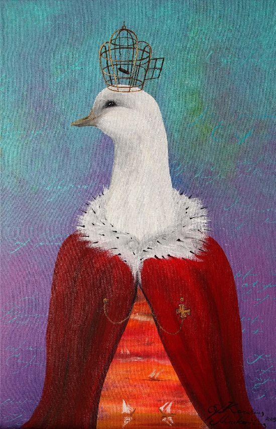 Птицы Мацкявичуса. Изображение № 19.