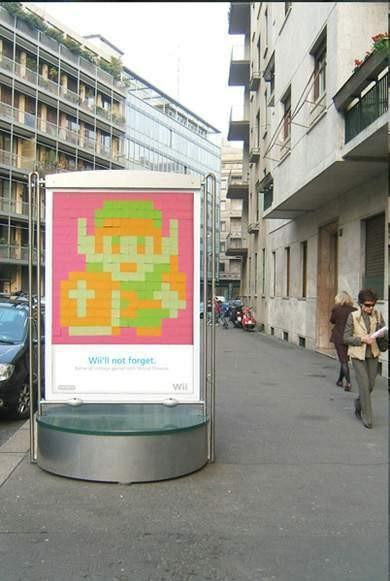 Изображение 18. Креативная реклама Post-it.. Изображение № 17.