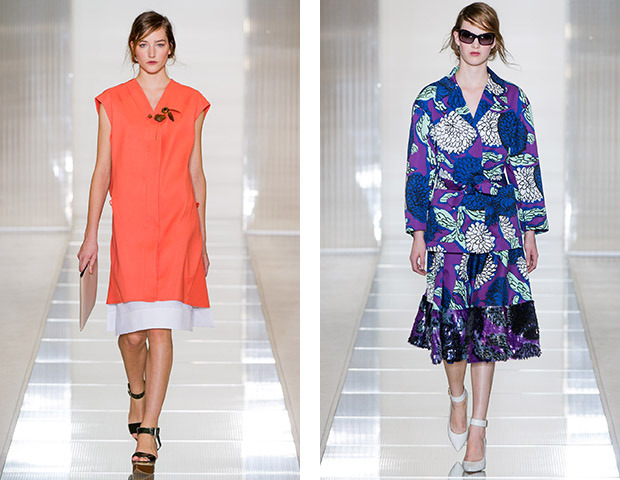 MFW SS 13: Показы Dolce & Gabbana, Fendi, Jil Sander, Marni и Versace. Изображение №45.