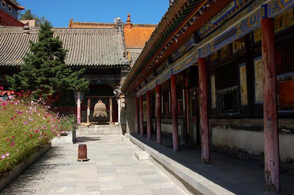Китай, Утайшань. Изображение № 4.