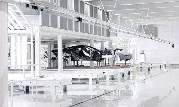 Технологический центр McLaren. Изображение № 8.