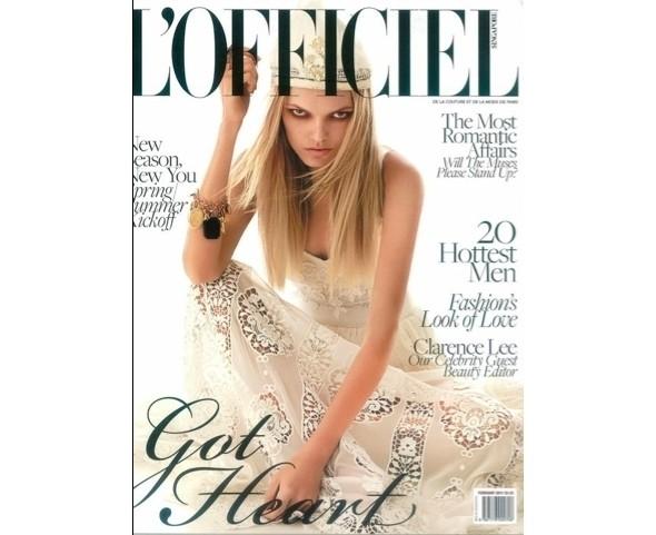 Изображение 21. Коллекция Dolce & Gabbana SS 2011 появилась на 42 обложках журналов.. Изображение № 27.