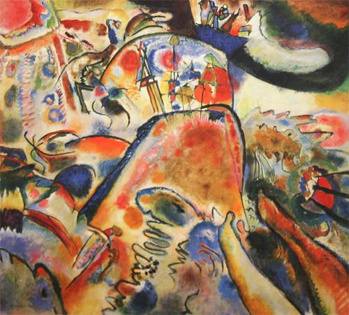 Коллекция работ В.В. Кандинского. Изображение № 20.