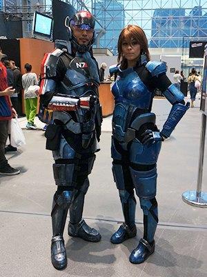 Как прошёл гик-фестиваль NYC Comic-Con  в Нью-Йорке. Изображение № 26.