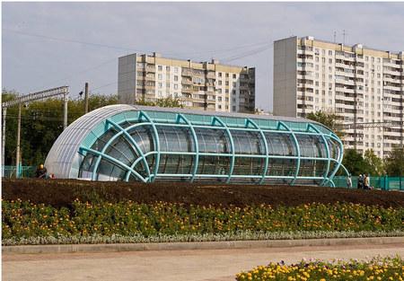 . Следующая станция «Славянский бульвар». Изображение № 11.