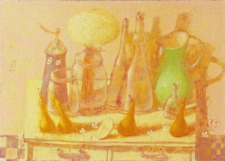 Наивная живопись Светланы Румак. Изображение № 15.