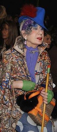 Анна Пьяджи. Модный гардероб. Изображение № 54.