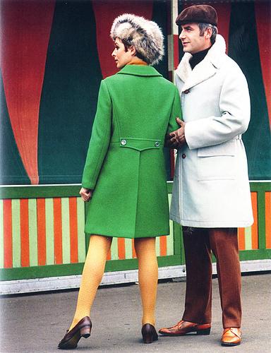 Мода Восточной Германии. Шестидесятые. Изображение № 8.